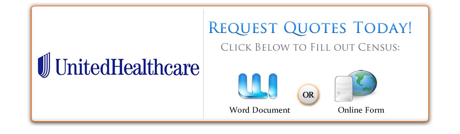 United Healthcare Florida Group Health Insruance Quotes